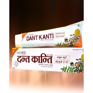 Patanjali Dant Kanti- Regular Tooth Paste 200g (FREE SHIPPING)