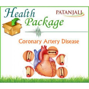 Patanjali Package For Coronary Artery Disease(REMOVES BLOCKAGES AND CHOLESTROL)(FREE SHIPPING)