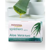 Patanjali Aloe Vera Kanti Body Cleanser (Pack of 2) (FREE SHIPPING)