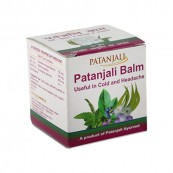 Patanjali Balm (Instant Relief From Cold and Headaches)25g(FREE SHIPPING)