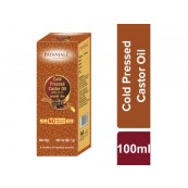 Patanjali Pure Castor Oil Cold Pressed100ml (FREE SHIPPING)