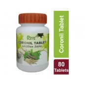 Divya Coronil Tablet (80 Tabs) (FREE SHIPPING)