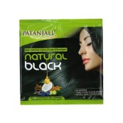 Patanjali Kesh Kanti Hair Colour (CREAM & DEVELOPER) - NATURAL BLACK (FREE SHIPPING)
