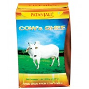 Patanjali Cow's Ghee (PUREST COW GHEE) 500g (FREE SHIPPING)
