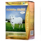 Patanjali Cow's Ghee (PUREST COW GHEE) 1 ltr (FREE SHIPPING)