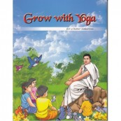 Grow with Yoga For A Better Tomorrow Book In English (FREE SHIPPING)