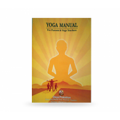Yog Manual For Parents And Yog Teachers Book In English (FREE SHIPPING)