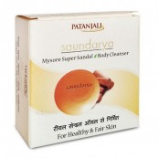 Patanjali Mysore Super Sandal Body Cleanser(FREE SHIPPING)
