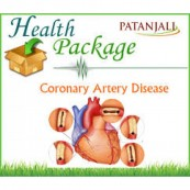 Patanjali Package For Coronary Artery Disease(REMOVES BLOCKAGES AND CHOLESTROL) (FREE SHIPPING)