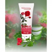 Patanjali Rose Face Wash(FREE SHIPPING)