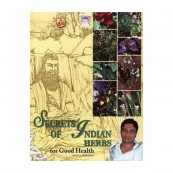 Secrets of Indian Herbs for Good Health Book In English(FREE SHIPPING)